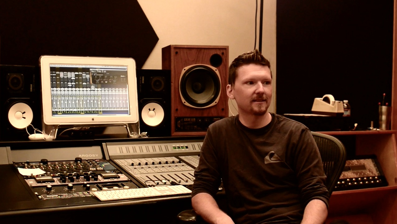 Chris Baseford Producer, Recording & Mixing Engineer