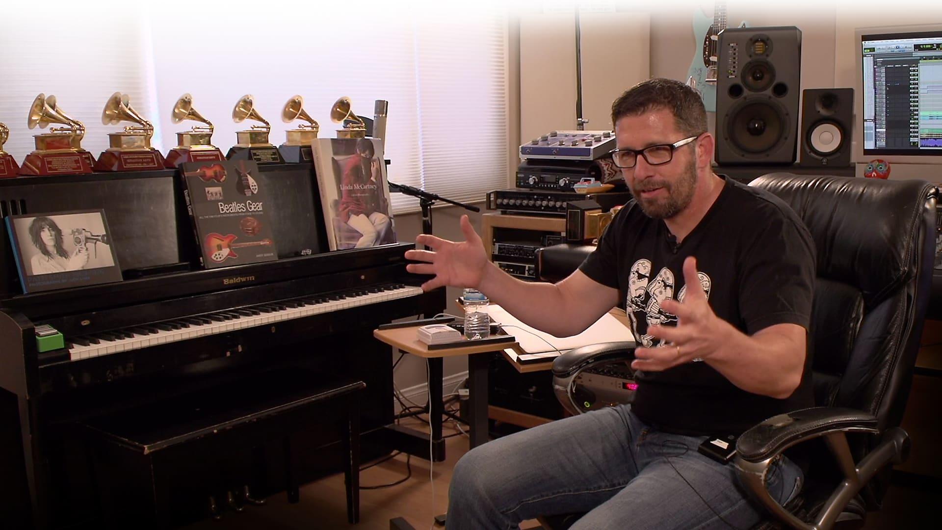 Sebastian Krys Audio Engineer / Producer