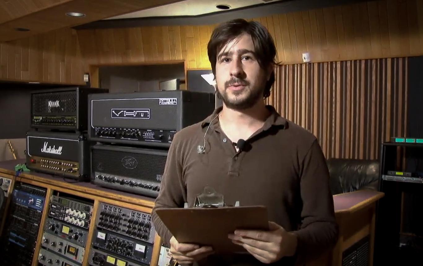 Jose Dabdoub songwriter / engineer